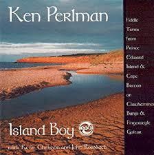 Island Boy CD