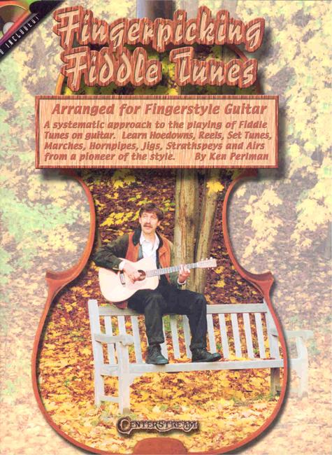 Fingerpicking Fiddle Tunes For Guitar