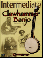 Intermediate Clawhammer DVD