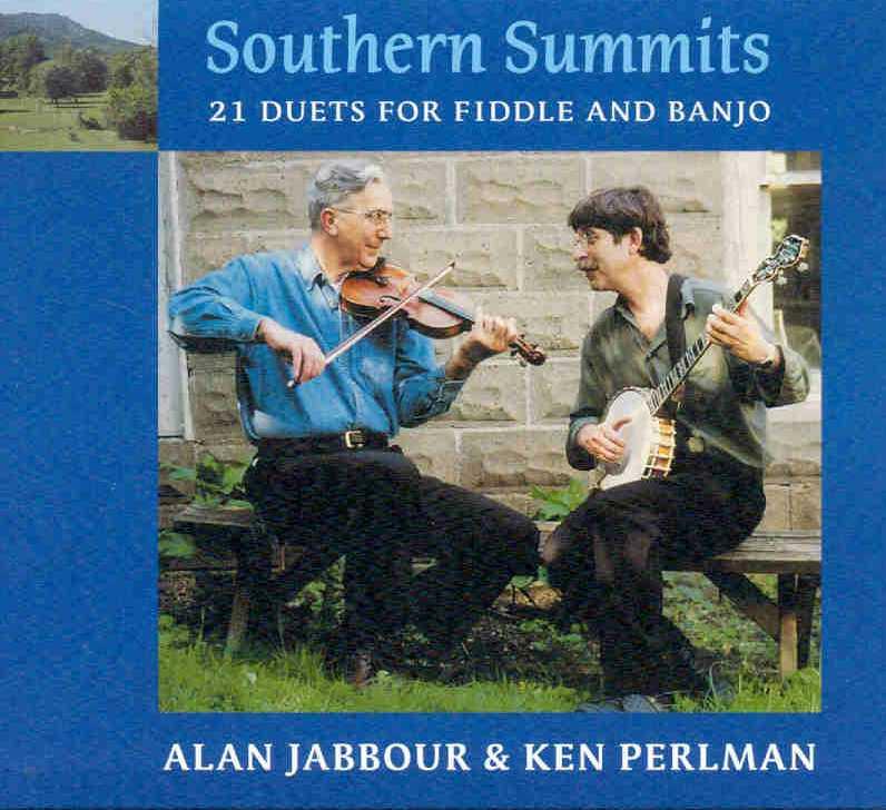 Southern Summits CD