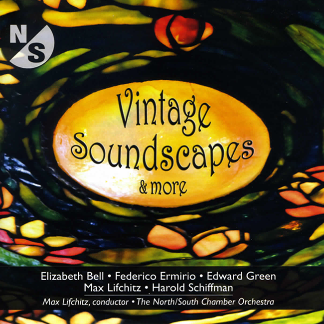 Vintage Soundscapes & More CD